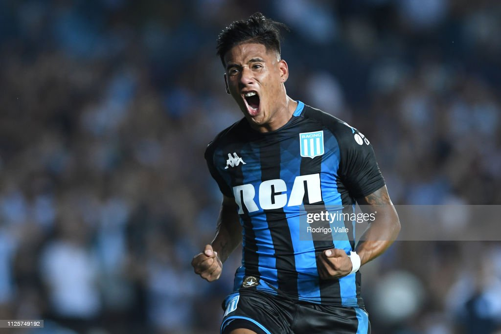 ARG: Racing Club v Godoy Cruz - Superliga 2018/19
