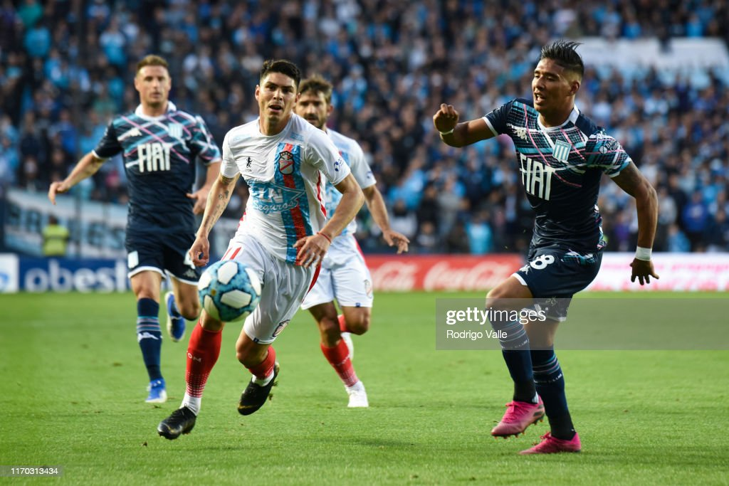 Racing Club v Arsenal - Superliga 2019/20 : News Photo