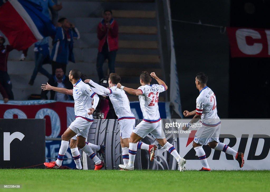 Estudiantes v Nacional  - Copa CONMEBOL Libertadores 2018