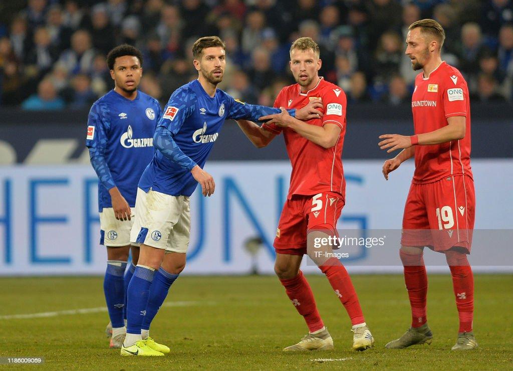 FC Schalke 04 v 1. FC Union Berlin - Bundesliga : News Photo