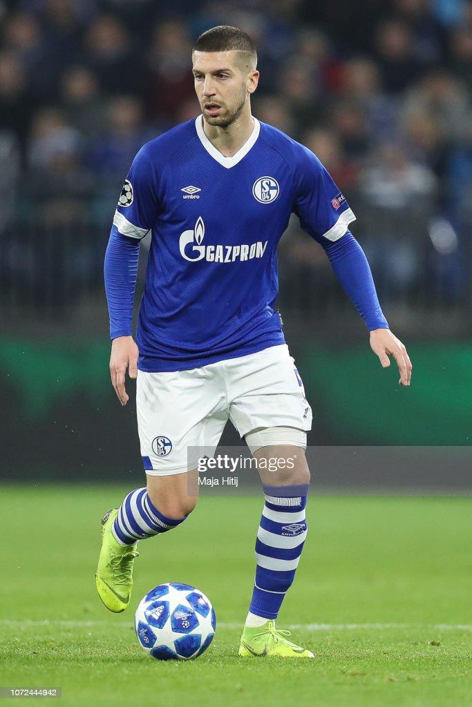 FC Schalke 04 v FC Lokomotiv Moscow - UEFA Champions League Group D : News Photo