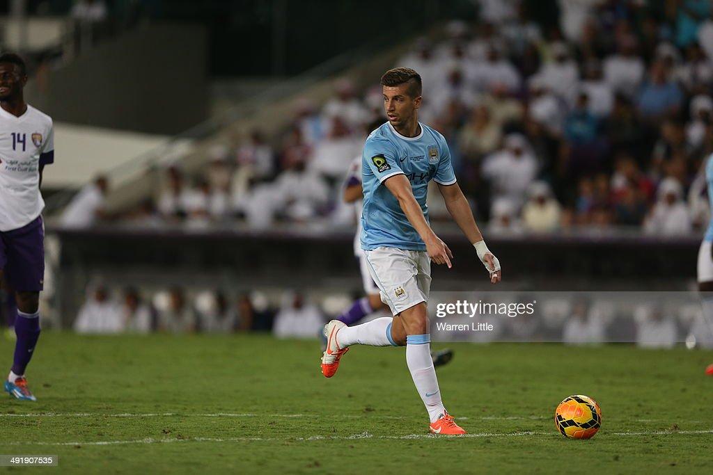 Al Ain v Manchester City : News Photo
