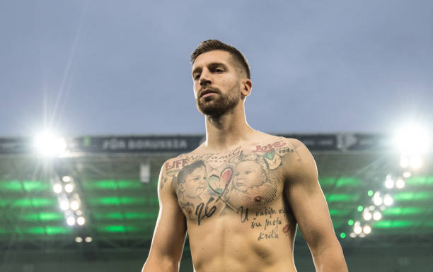 DEU: Borussia Mönchengladbach v FC Schalke 04 - Bundesliga for DFL