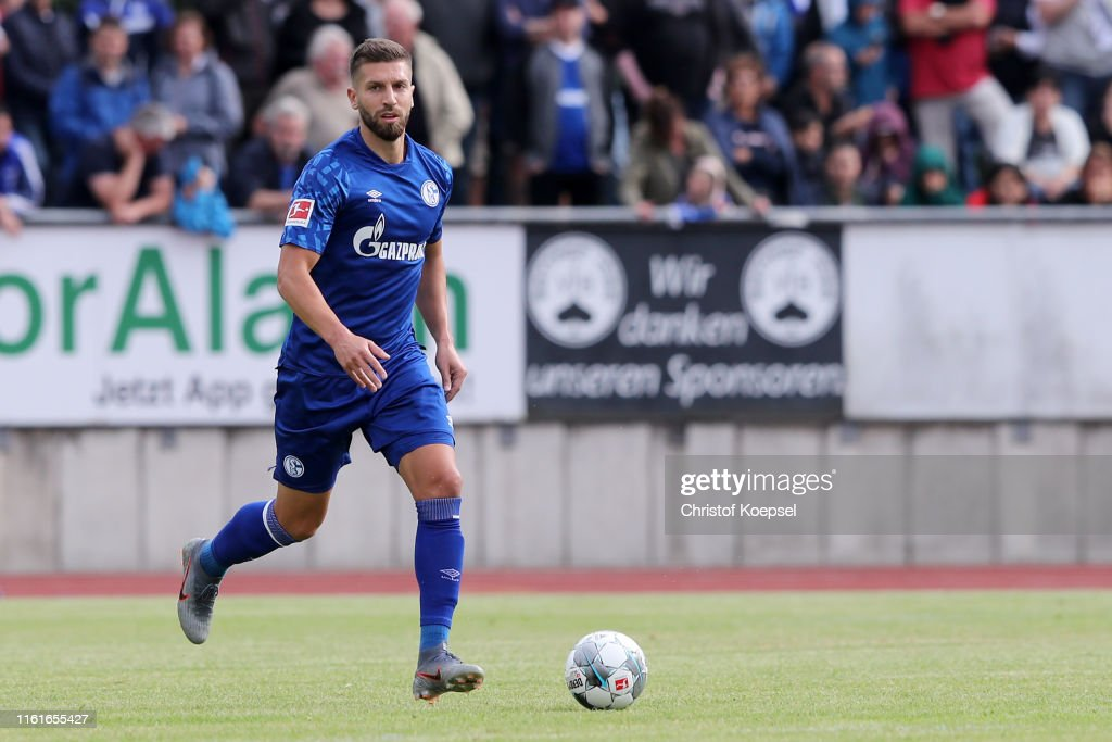 Stadtauswahl Bottrop v FC Schalke 04 - Pre-Season Friendly : News Photo