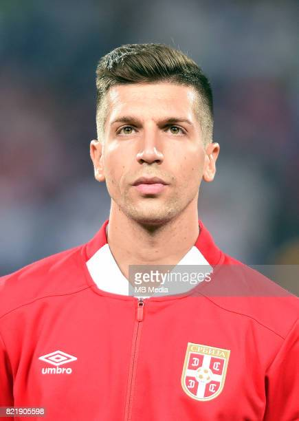 Matija Nastasic Serbia vs Wales World Cup qualificationsnBelgrade