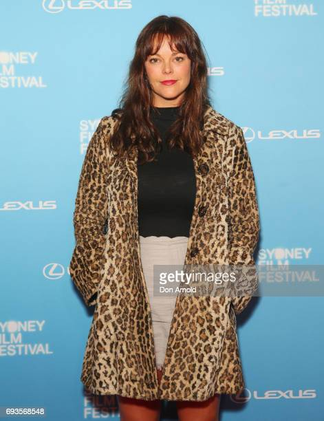 Matilda Brown arrives ahead of the Sydney Film Festival Opening Night Gala at State Theatre on June 7, 2017 in Sydney, Australia.