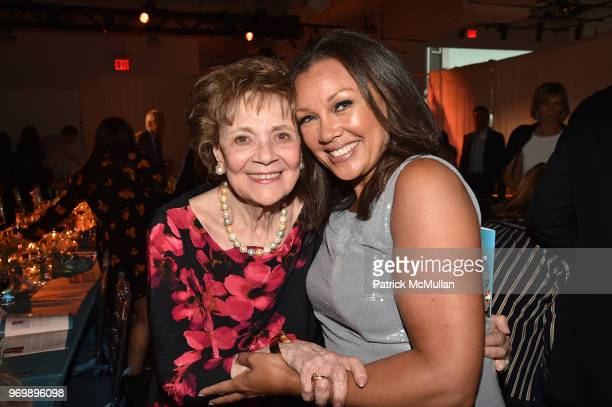Matilda Cuomo and Vanessa Williams attend the HELP USA Heroes Awards Gala at the Garage on June 4 2018 in New York City