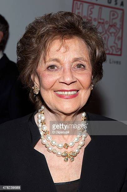 Matilda Cuomo attends Help USA's 2014 Tribute Awards Dinner at 583 Park Avenue on March 12 2014 in New York City