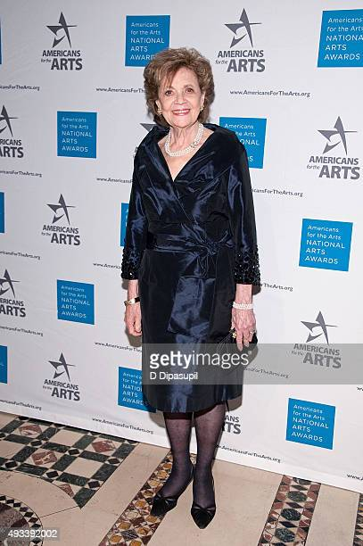 Matilda Cuomo attends the 2015 National Arts Awards at Cipriani 42nd Street on October 19, 2015 in New York City.