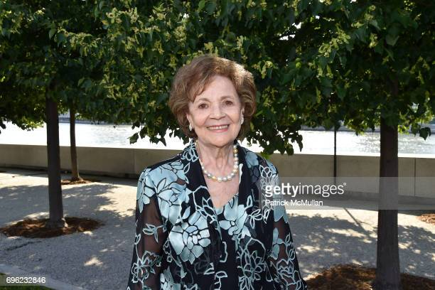 Matilda Cuomo attends the Four Freedoms Park Conservancy's Sunset Garden Party honoring Tom Brokaw at Four Freedoms Park on June 14 2017 in New York...