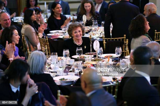 Matilda Cuomo attends the HELP USA 30th Anniversary Event at The Plaza Hotel on March 16 2017 in New York City