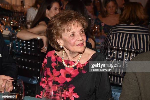 Matilda Cuomo attends the HELP USA Heroes Awards Gala at the Garage on June 4 2018 in New York City