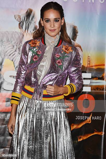 Matilda Lutz attends a photocall for 'L'Estate Addosso Summertime' on September 13 2016 in Milan Italy