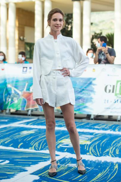 ITA: Giffoni Film Festival - Day 9 - Blue Carpet
