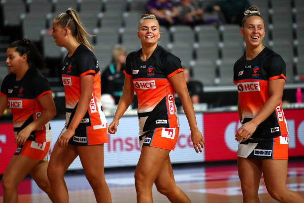 AUS: Super Netball Rd 3 - Giants v Fever