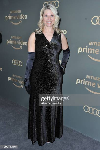Matilda Szydagis attends Amazon Prime Video's Golden Glove Awards after party at The Beverly Hilton Hotel on January 06, 2019 in Beverly Hills,...