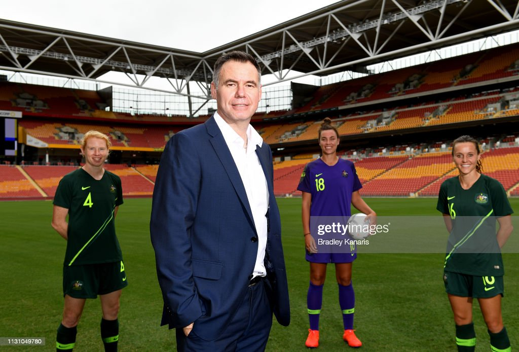 AUS: Matildas Media Opportunity