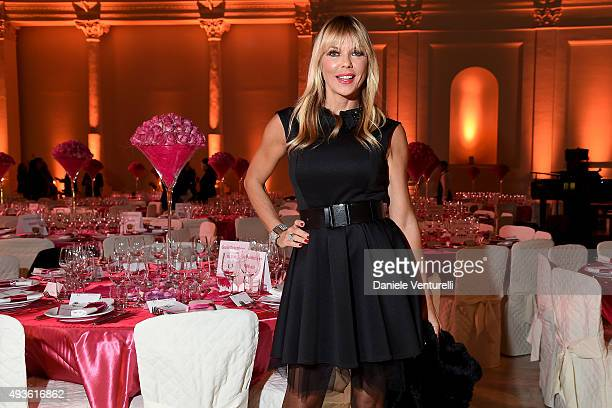 COVERAGE] Matilde Brandiattends the Telethon Gala during the 10th Rome Film Fest on October 21 2015 in Rome Italy