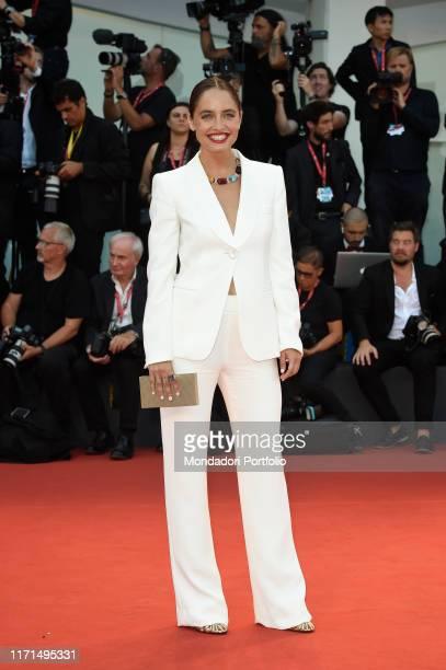 Matilde Gioli at the 76 Venice International Film Festival 2019. Joker red carpet. Venice , August 31th, 2019