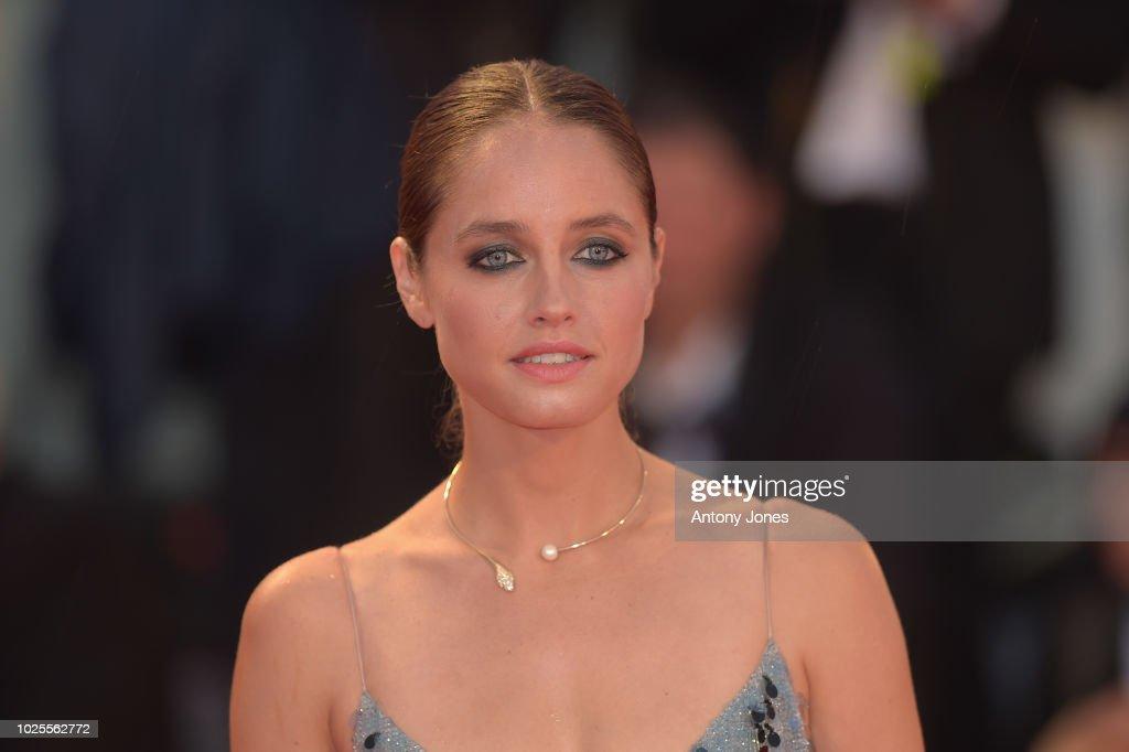 A Star Is Born Red Carpet Arrivals - 75th Venice Film Festival : News Photo