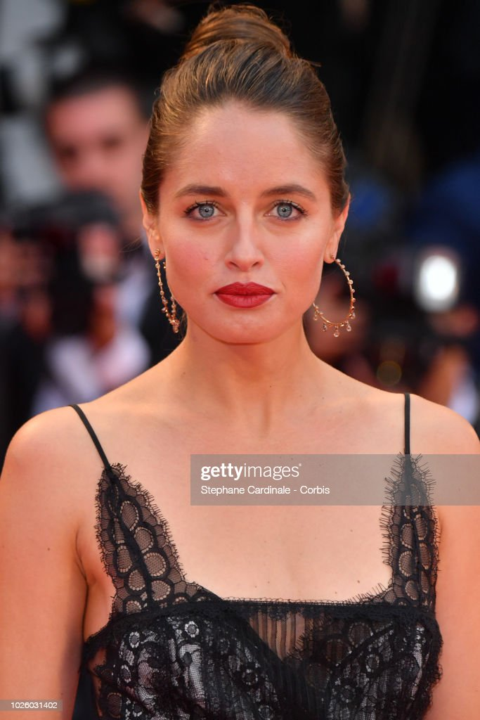 Suspiria Red Carpet Arrivals - 75th Venice Film Festival : News Photo