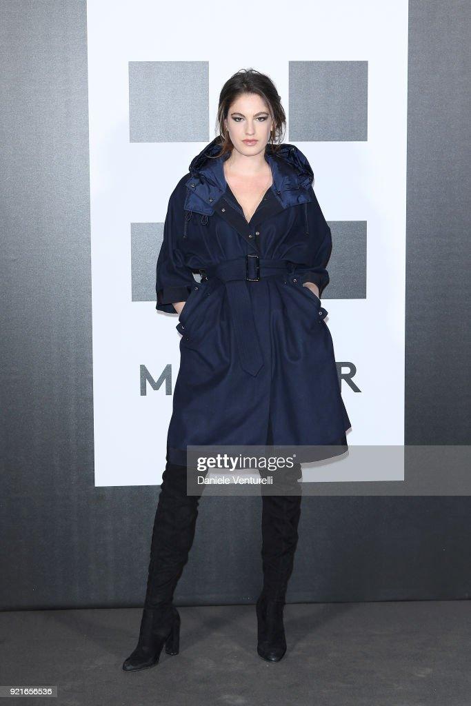 Moncler Genius - Milan Fashion Week : Foto di attualità
