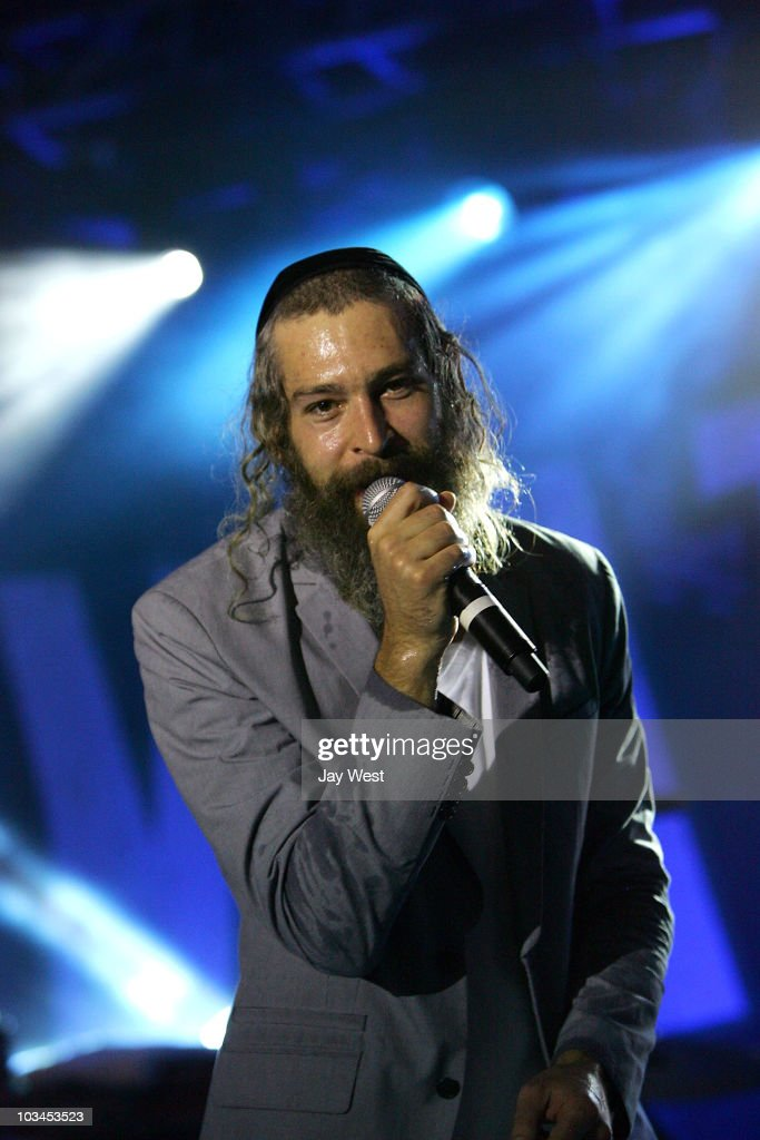 "Matisyahu Records His Next ""Live At Stubb's"" Album At Stubb's In Austin"