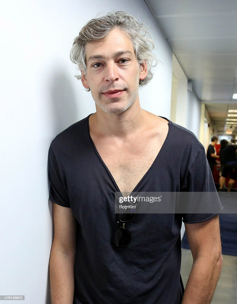 Celebrities Visit SiriusXM Studios - July 1, 2015 : News Photo