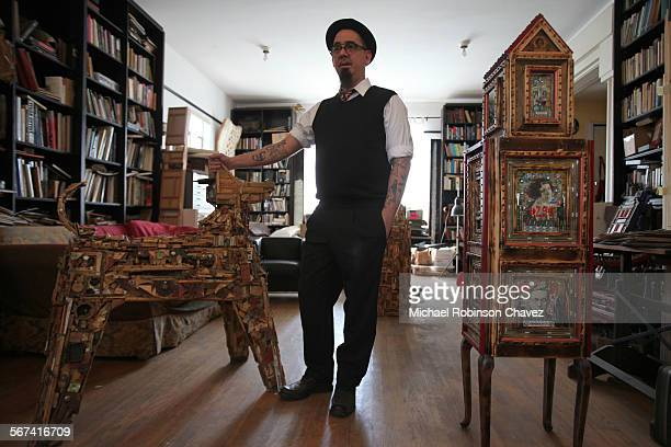 Matjames Metson is an artist based in Silver Lake Metson lost everything during Hurricane Katrina when he was living in New Orleans He came to Los...