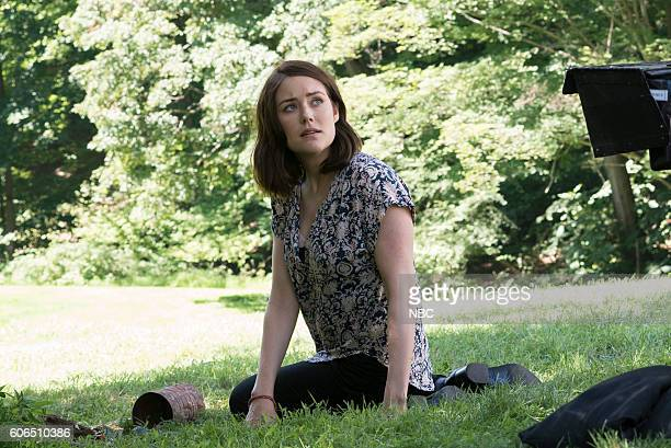 THE BLACKLIST Mato Episode 402 Pictured Megan Boone as Elizabeth Keen