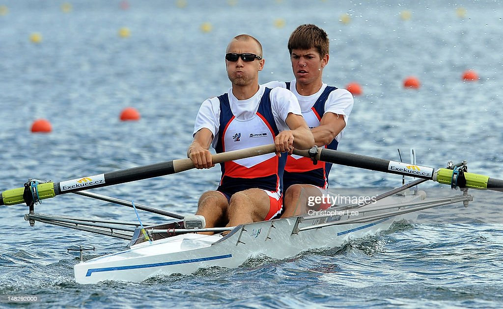 2012 FISA World Rowing U23 Championships - Day Three