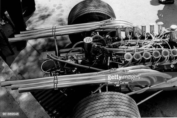 Matra MS11 Grand Prix of Monaco Circuit de Monaco 26 May 1968 Matra MS9 30 V12