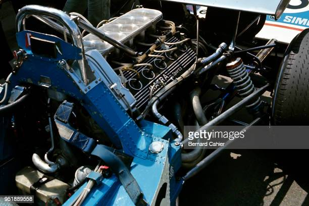 Matra MS120 Grand Prix of Belgium Circuit de SpaFrancorchamps 07 June 1970 Matra MS12 30 V12