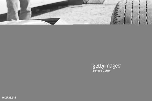 MatraFord MS84 Grand Prix of the Netherlands Circuit Park Zandvoort 21 June 1969 The experimental and unsuccessful 4WD Matra MDS84 was only raced in...