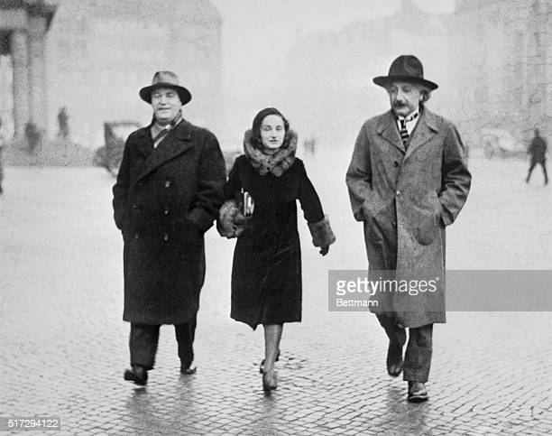 MatrimonyboundHappily this trio saunters along to the matrimony bureau in Berlin Germany They are Albert Einstein right proponent of the Einstein...