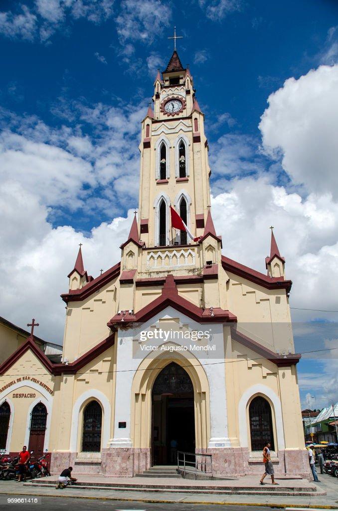 Matrix Church of Iquitos : Stock-Foto