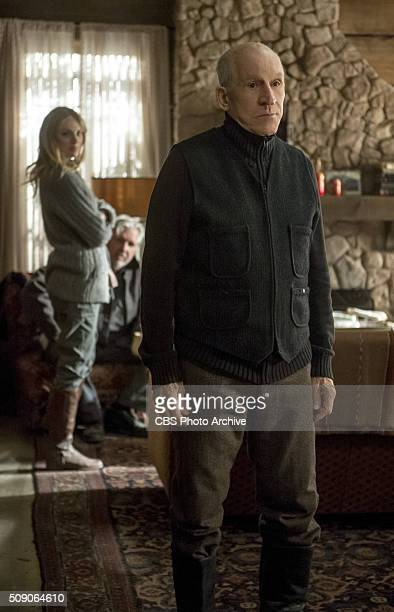 Matryoshka Part 2 Pictured Bar Paly and Daniel J Travanti as Garrison Callen Sam and Anna are in Russia where they craft a plan to break her father...