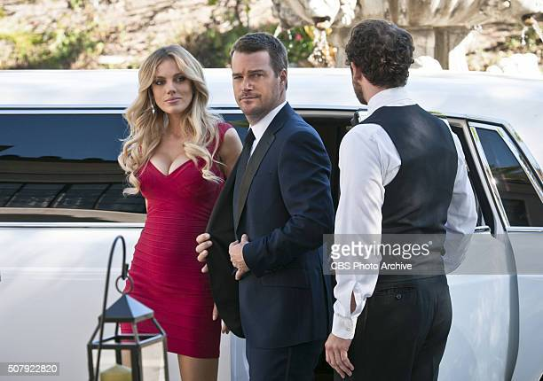 'Matryoshka' Pictured Bar Paly and Chris O'Donnell In order to locate Arkady in Russia the NCIS team goes undercover with his daughter Anna at a gala...