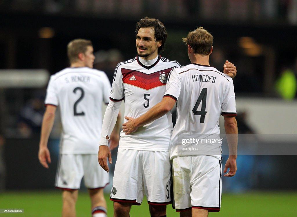 Soccer - International Friendly - Italy vs. Germany : News Photo