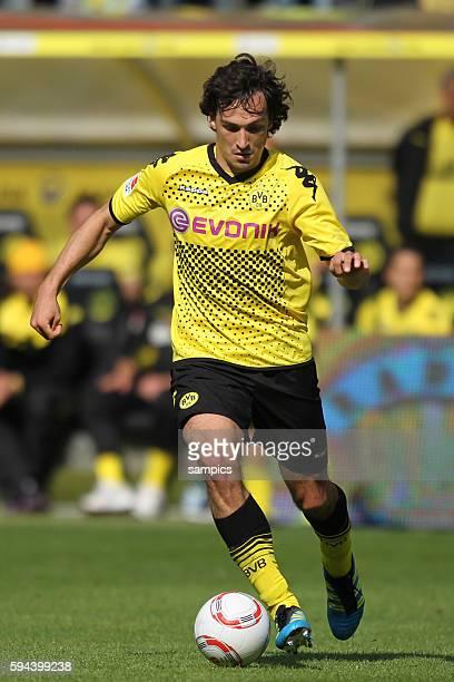 Mats Hummels Fussball 1 Bundesliga Borussia Dortmund BVB Eintracht Frankfurt Saison 2010 / 2011 1452011