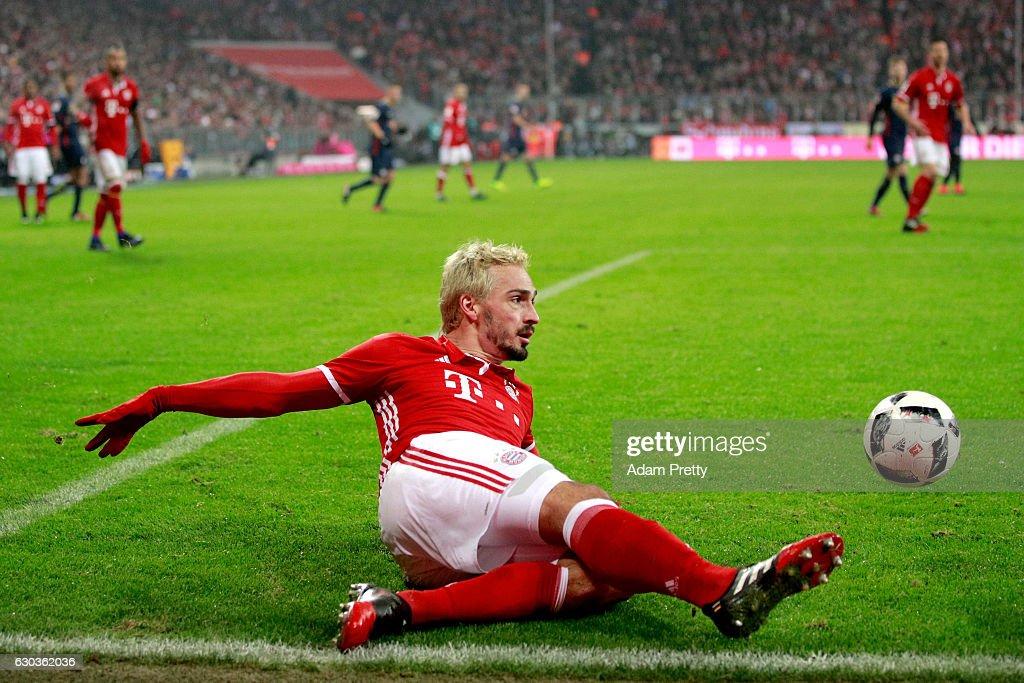 Bayern Muenchen v RB Leipzig - Bundesliga : Nachrichtenfoto