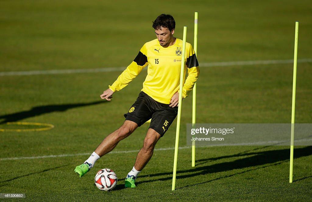 Borussia Dortmund - La Manga Training Camp Day 2 : News Photo