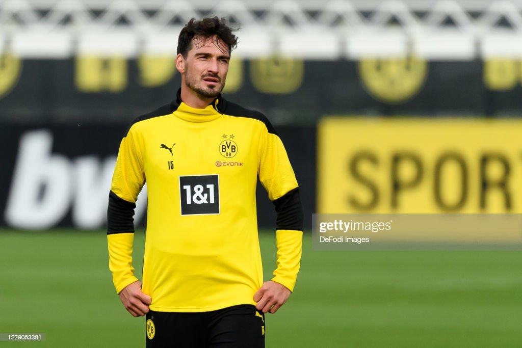 Borussia Dortmund Training Session : News Photo
