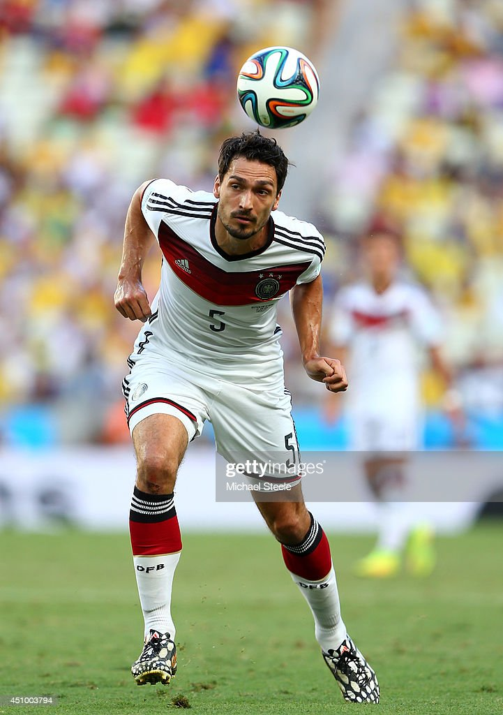 Germany v Ghana: Group G - 2014 FIFA World Cup Brazil : News Photo