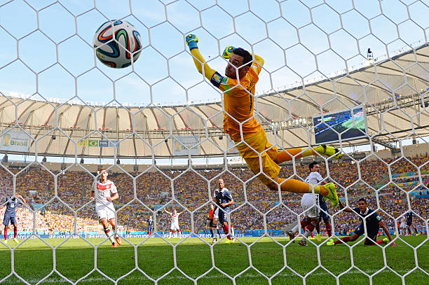 BRA: France v Germany: Quarter Final - 2014 FIFA World Cup Brazil