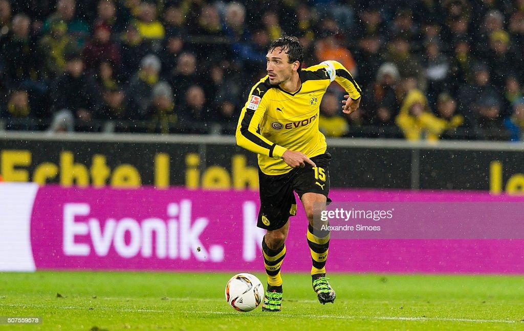 Borussia Dortmund v FC Ingolstadt - Bundesliga : News Photo
