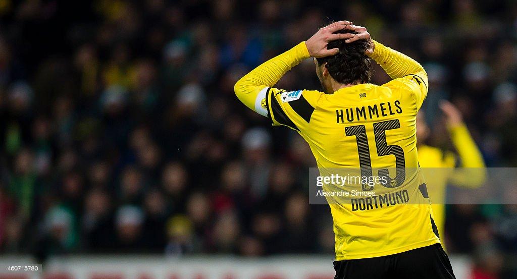 Werder Bremen v Borussia Dortmund - Bundesliga : Photo d'actualité