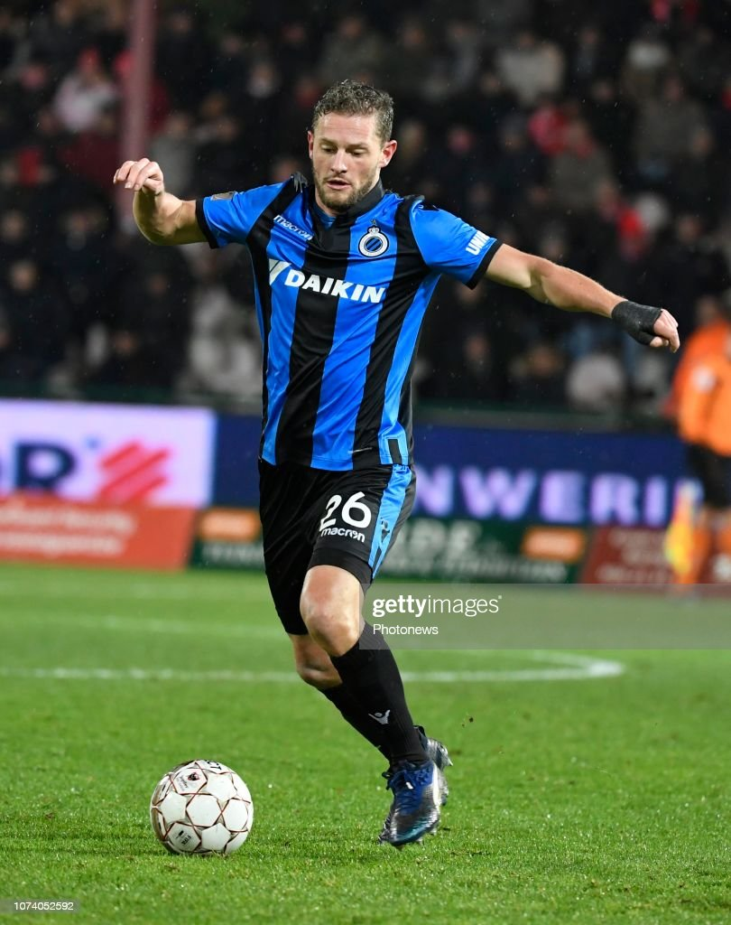 Mats Rits Midfielder Of Club Brugge Pictured During Jupiler Pro News Photo Getty Images