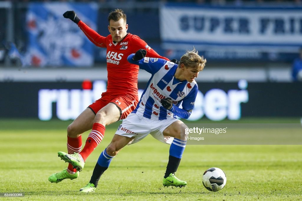 "Dutch Eredivisie""SC Heerenveen v AZ"" : News Photo"