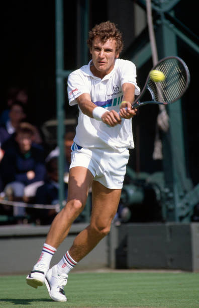 Wimbledon Tennis Championships - Mats Wilander Pictures ...